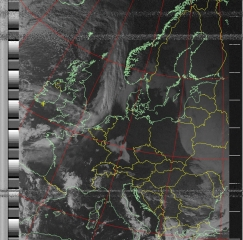 NOAA 18 at 12 Nov 2011 13:00:04 GMT