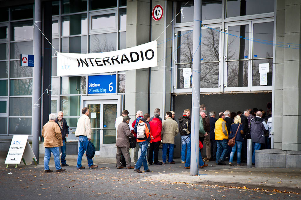 Eingang Interradio