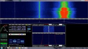102 MHz S9