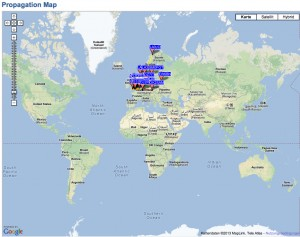 Map Nachmittag