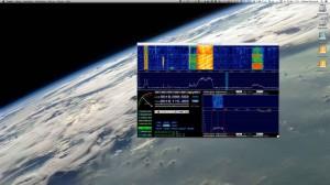 HDSDR auf dem Mac
