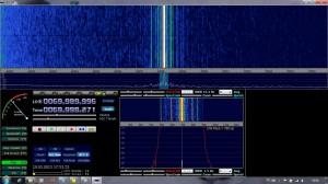 S9 bei 70 MHz