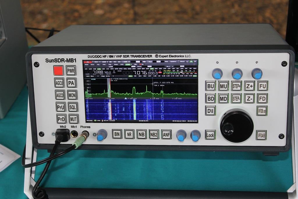 SunSDR-MB1