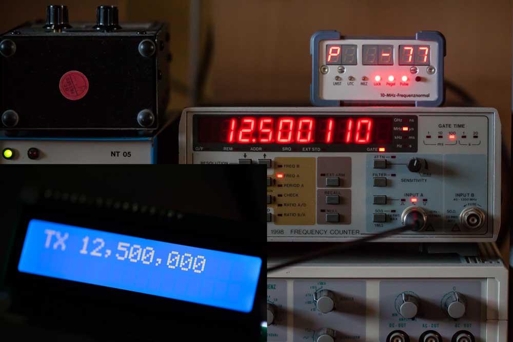 Ultimate QRSS Beacon Kit die Dritte – DL2YMR´s Blog
