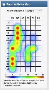 BandActivityMap