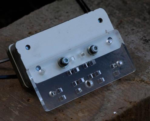 Aufnahmeplatte