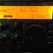 Radio-DARC am K3