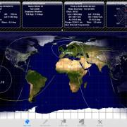 NOAA iPad