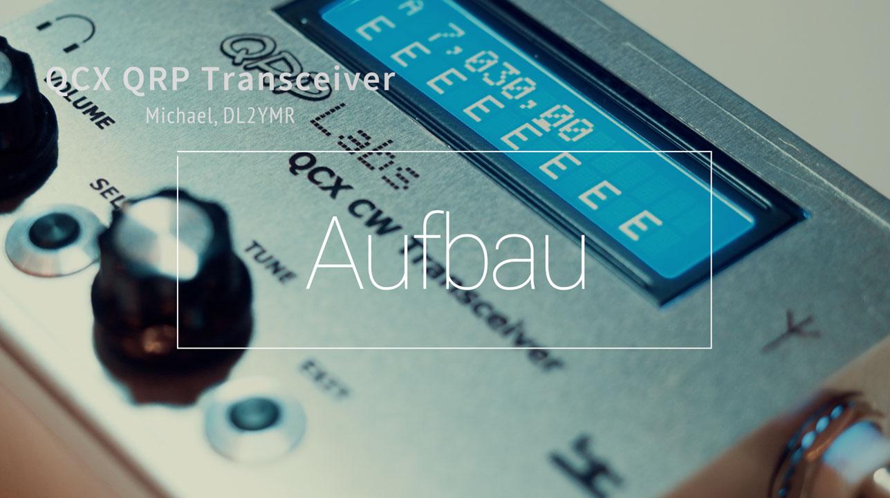Qcx Transceiver